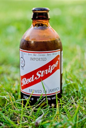 Red Stripe Beer